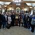 Студенты посетили Храм Святого Луки Крымского.