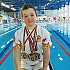 Наталья Николаева получила звание Кандидат в мастера спорта России по плаванию среди ЛИН