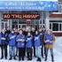 Студенты ДИТИ НИЯУ МИФИ поздравили  АО «ГНЦ НИИАР» с 65-летием!